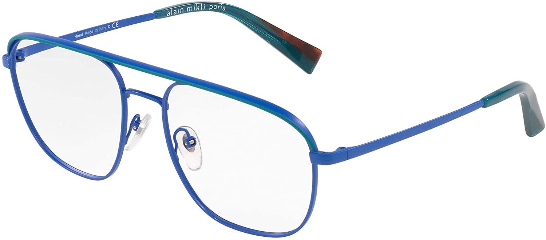 Alain Mikli SABIEN 0A02042 BLUE GREEN 56/18/140 women Eyewear Frame