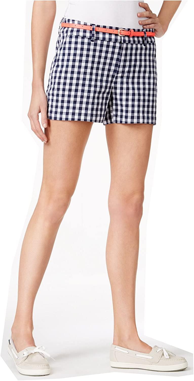 Maison Jules Women's Maddie Easy Gingham Shorts