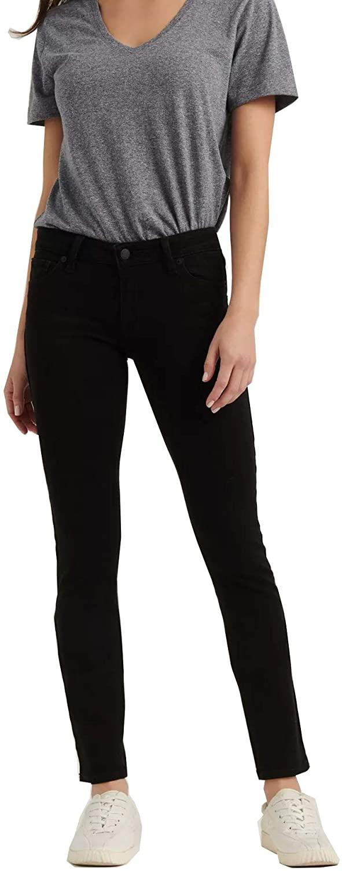 Lucky Brand Women's 7WD11149 Low Rise Lolita Skinny Jeans, Eureka