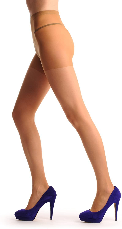 Plain Nude (Natural Beige) 20 Den Everyday Wear - Tights
