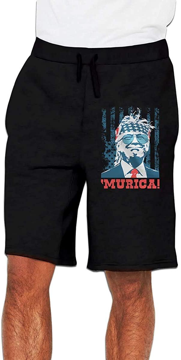 Junip Men'Sdonald Trump Shorts