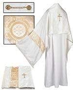 Christian Brands Church Jacquard Humeral Veil