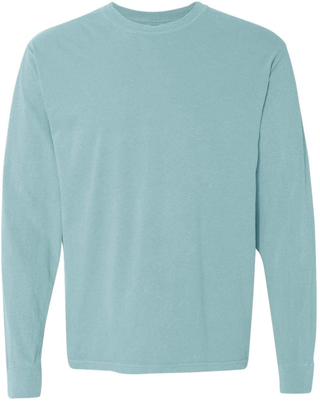 Comfort Colors Ringspun Garment-Dyed Long-Sleeve T-Shirt (C6014)