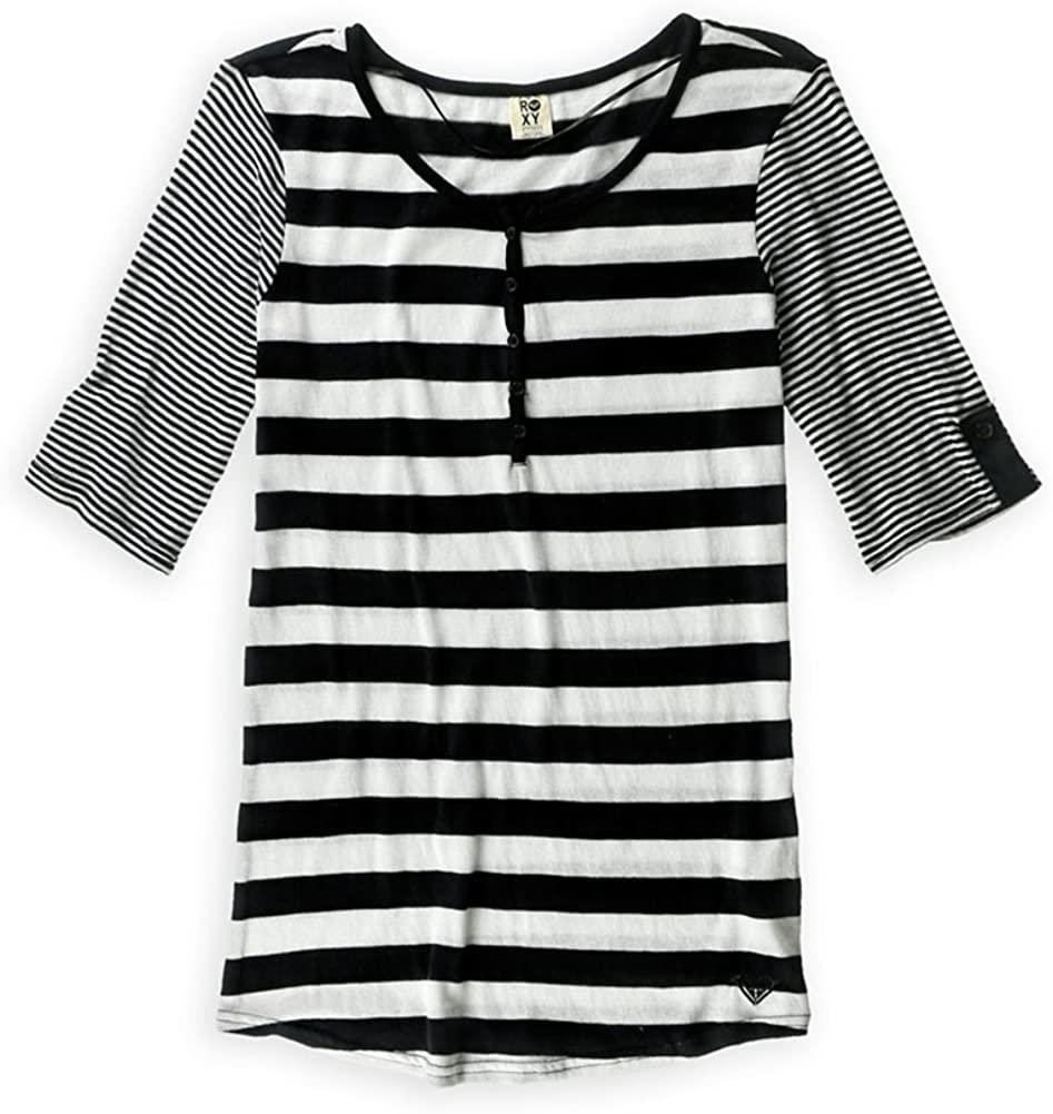 Roxy Womens High Spirits Henley Shirt