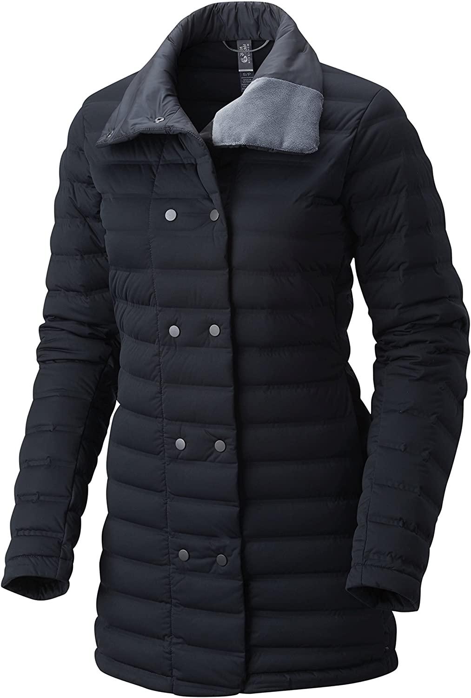 Mountain Hardwear StretchDown Coat Black XS