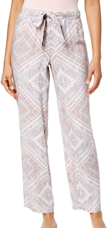 Alfani Rayon Lounge/Pajama Pants, Patchwork XXX-Large