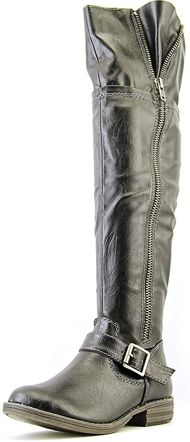 American Rag Ikey Women Round Toe Synthetic Over the Knee Boot