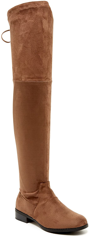 CATHERINE CATHERINE MALANDRINO Verona Womens Fashion Over-The-Knee Boots