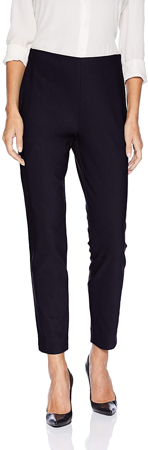 DHgate Brand - Lark & Ro Women's Stretch Side Zip Pant