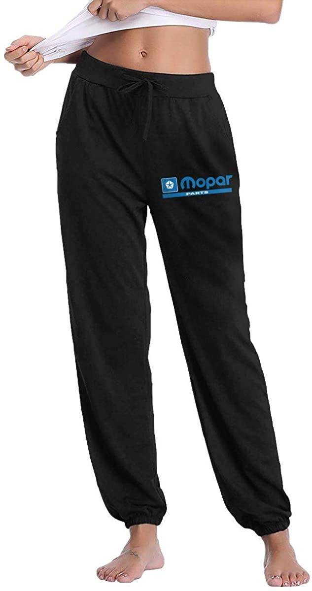Mo-par Parts Women's Casual Sweatpants Fitness Training Jogger Pant