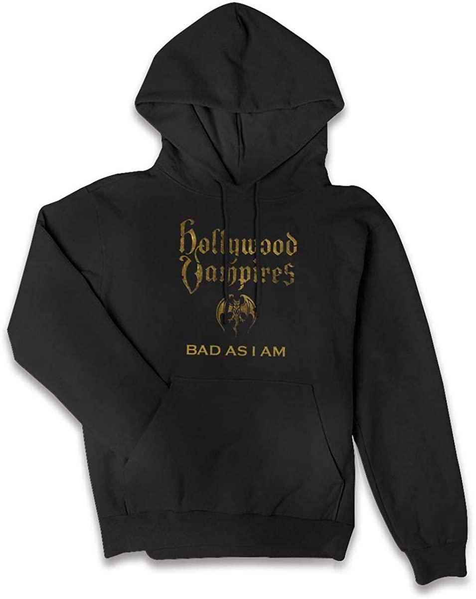 AP.Room Woman Hollywood Vampires Pullover Fashion Slim Long Sleeve Hoodie