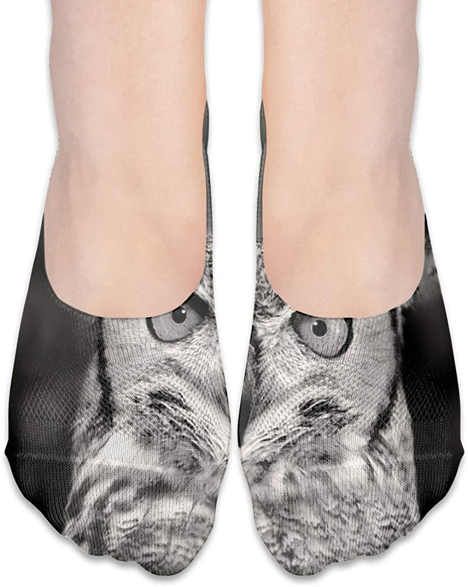 No Show Socks For Women Beautiful Owl Low Cut Sock Liners Invisible Socks