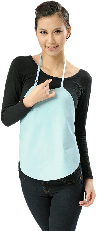 US Brand Anti RF Radiation Protecting Shield Belly Tee Light Blue 8901302