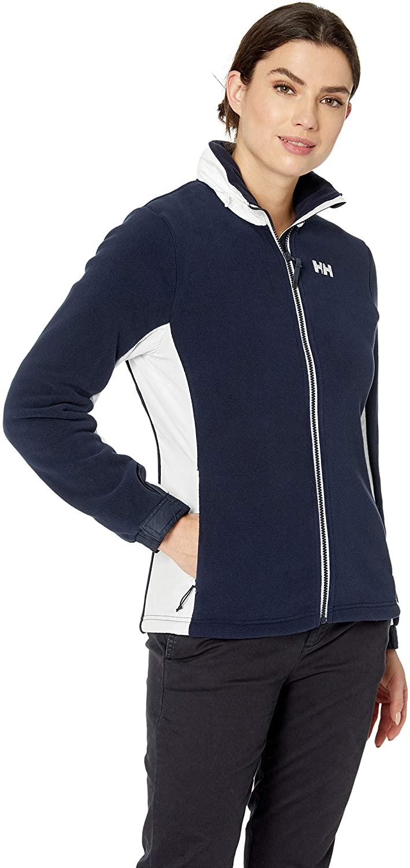 Helly-Hansen womens Coastal Fleece 2.0 Jacket With Packable Hood