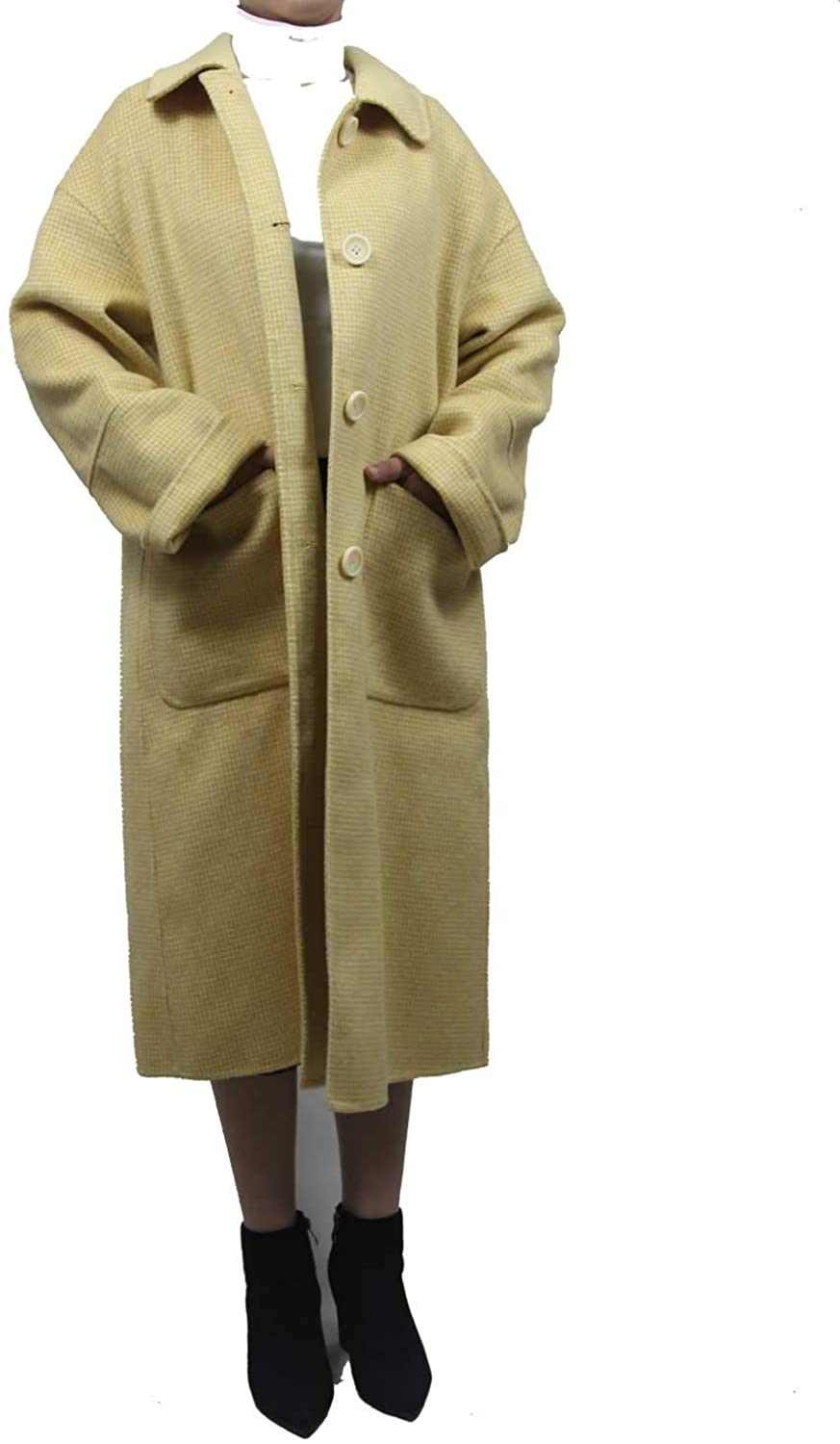 QHSYJ Double Faced Cashmere Coat
