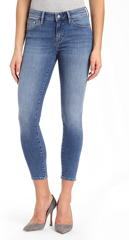Mavi Women's Adriana Ankle Super Skinny Jeans