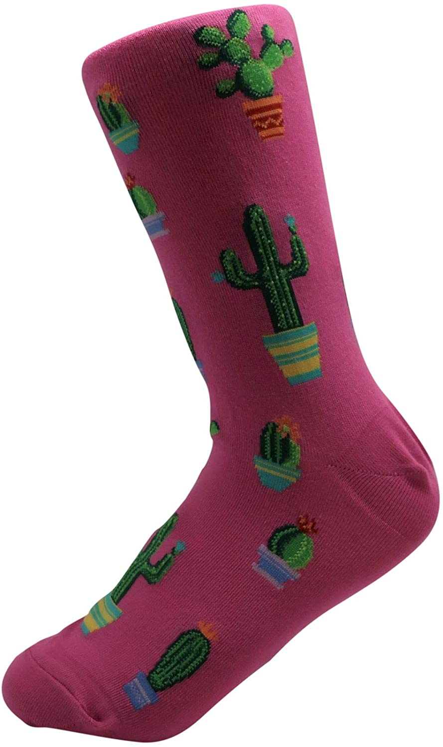 Women's Crew Cut Socks, Fun and Unique Graphic Socks, One Size Fits Most