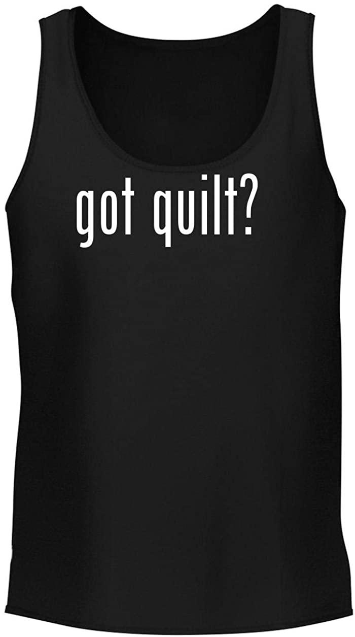 got quilt? - Men's Soft & Comfortable Tank Top
