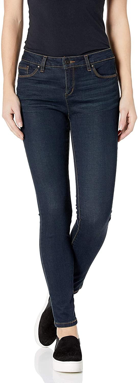 Jones New York Women's Madison Skinny Denim Pant