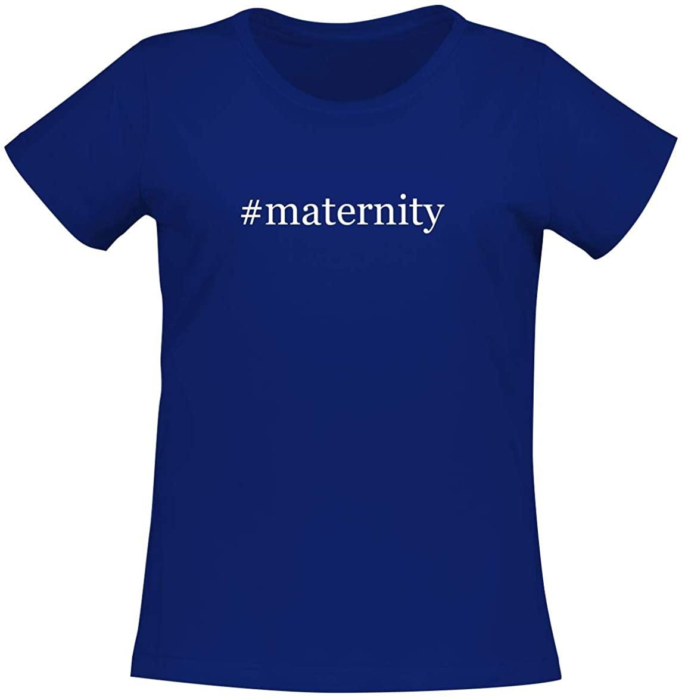 #maternity - Women's Soft Comfortable Hashtag Short Sleeve T-Shirt