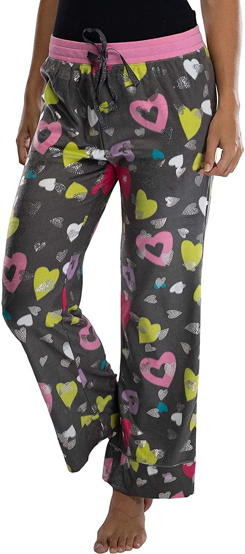 INTIMO Women's Comfy Cozy Plush Sleep Pant