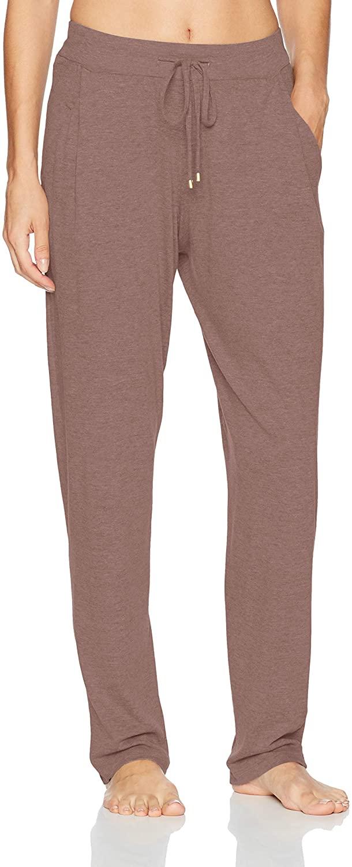 HANRO Women's Sleep and Lounge Knit Long Pant