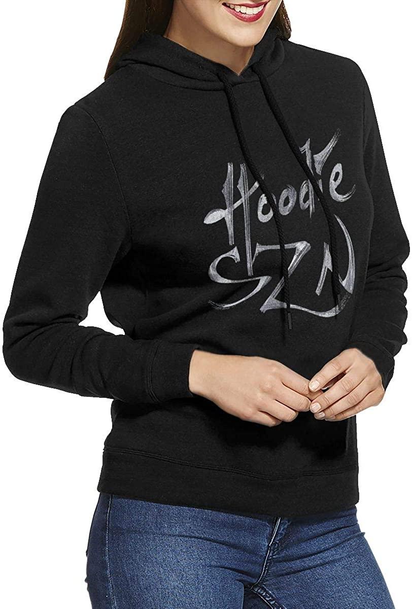 Ladies A Boogie Wit Da Hooded Sweatshirt Drawstring Casual Fashion Pullover