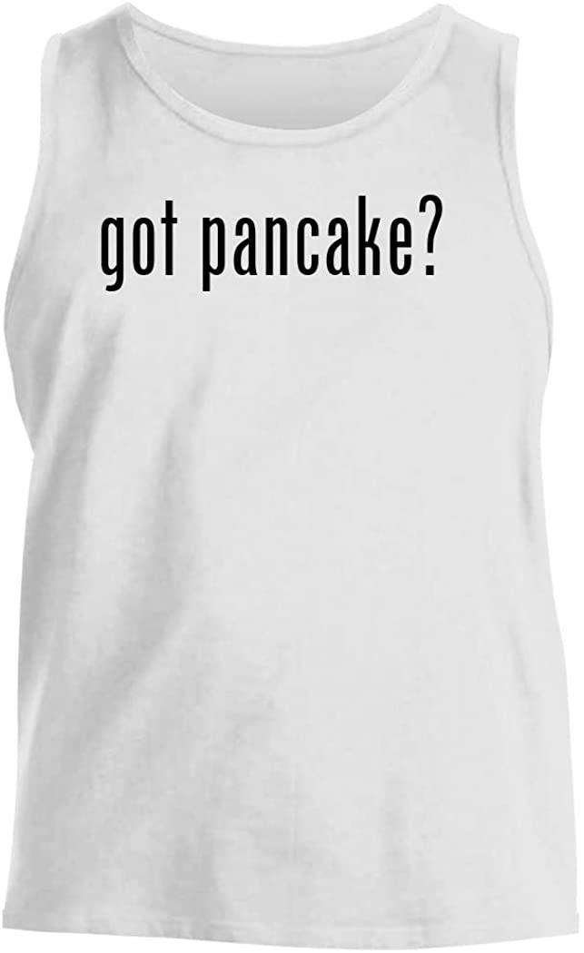 got pancake? - Men's Comfortable Tank Top, White, Large