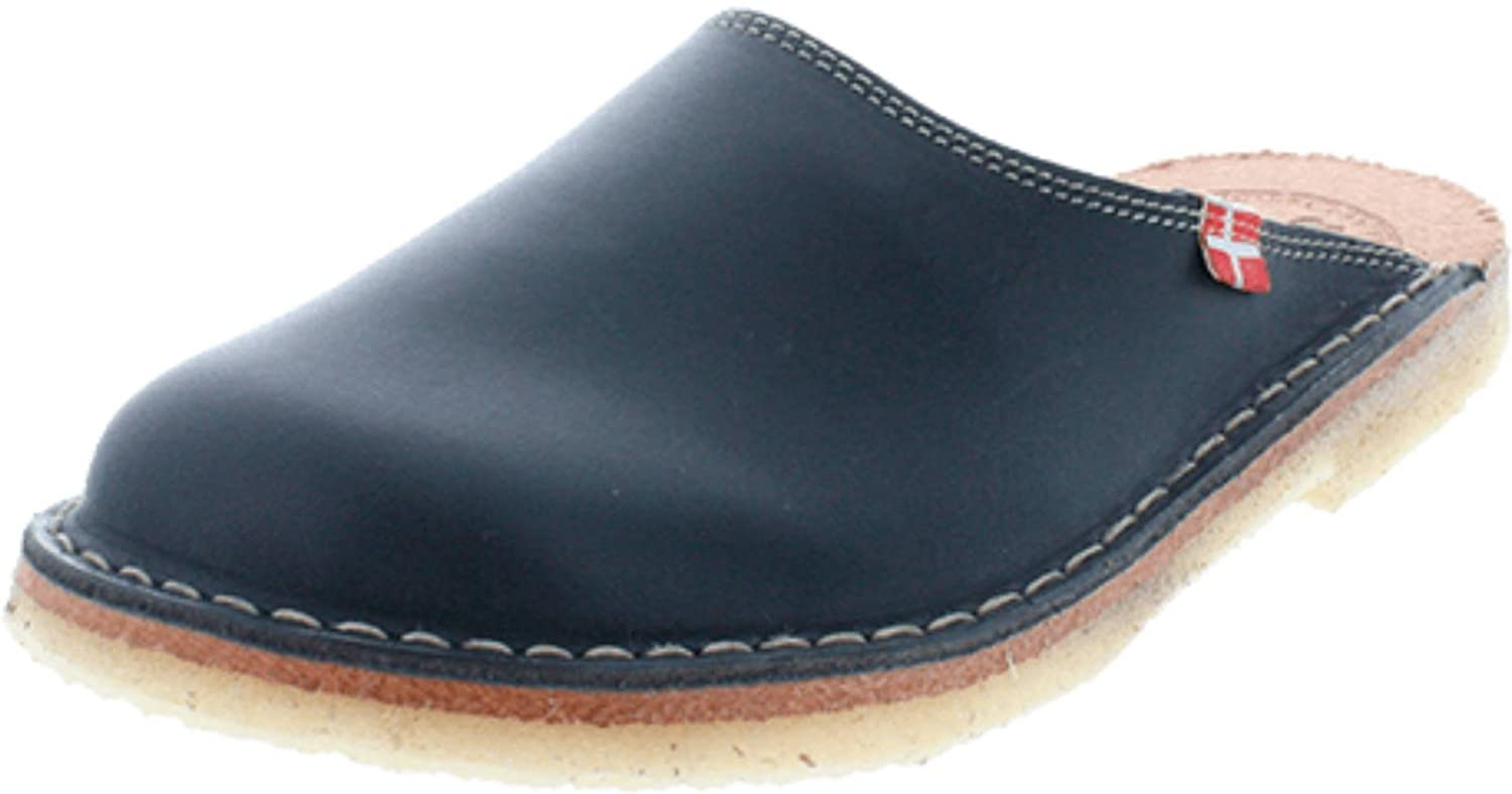 Duckfeet Blavand Unisex Leather Clog