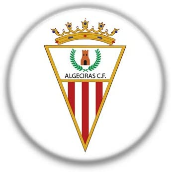 Algeciras : Spanish Football League, Pinback Button Badge 1.50 Inch (38mm)