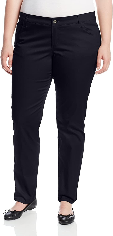 Dickies Juniors Plus-Size Five-Pocket Skinny Pant