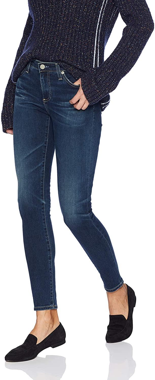 AG Adriano Goldschmied Women's Legging Ankle Denim Skinny