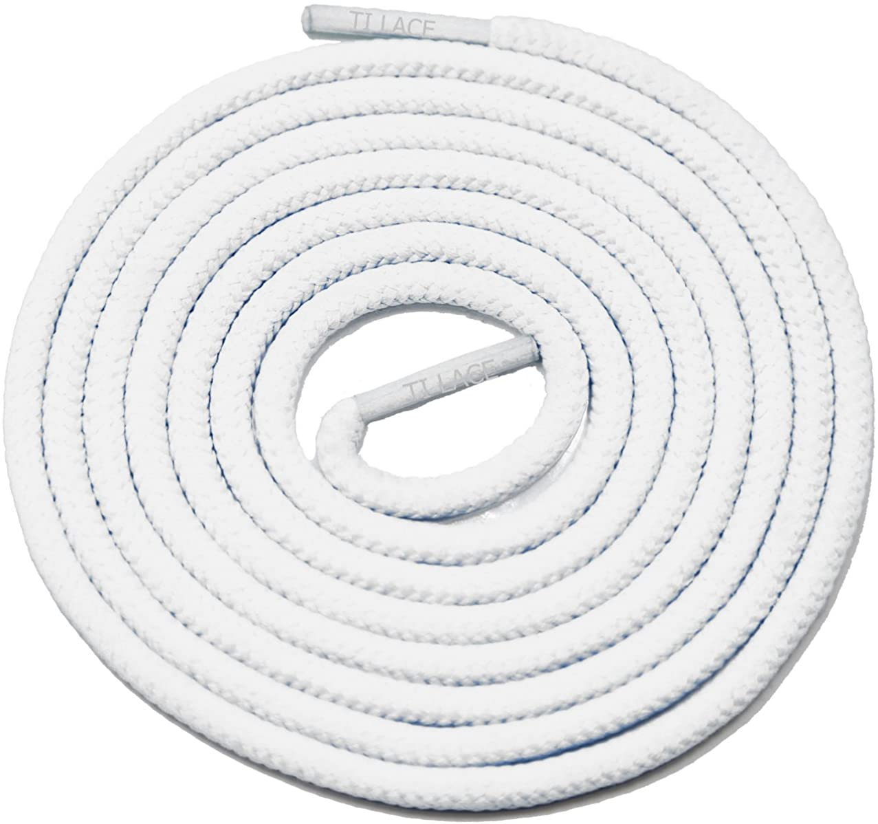 36 White 3/16 Round Thick Shoelace For All Golf Shoes