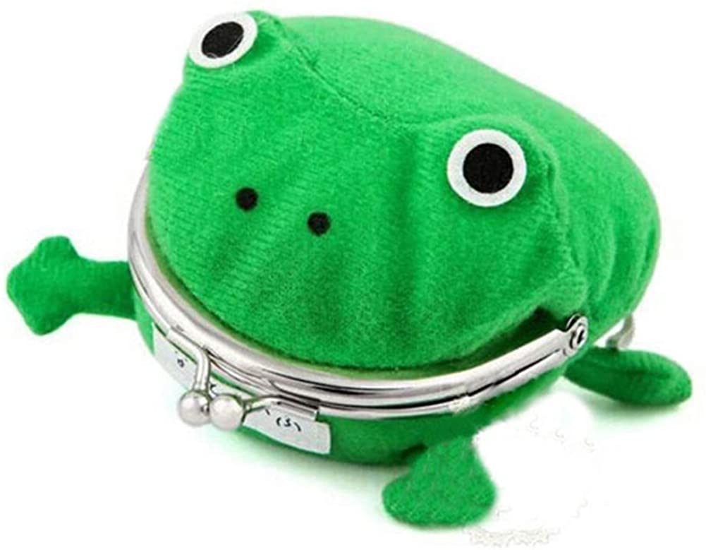 Gumstyle Uzumaki Naruto Anime Cosplay Plush Frog Coin Purse Change Pouch Wallet Small Money Bag