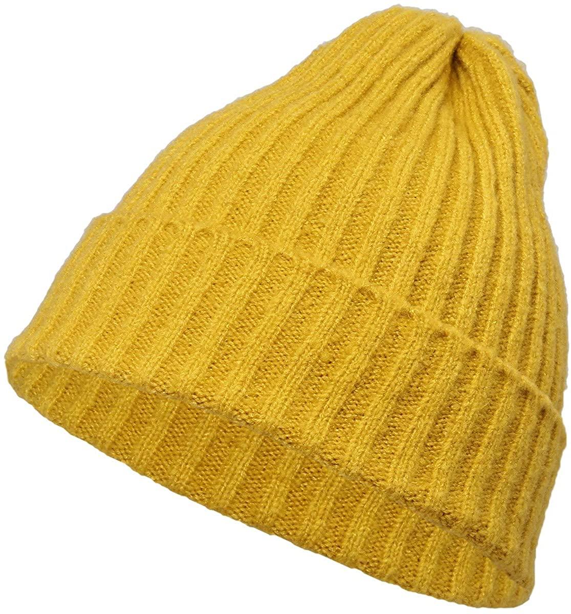 Samtree Beanie Knit Hat Warm Winter Daily Slouchy Skull Beanies Cap for Women Kids