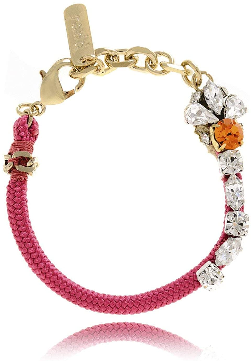 Rada PIERINA Crystal Fuchsia Bracelet