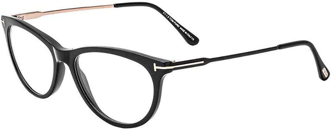 Tom Ford Womens Women's Ft5509 54Mm Optical Frames