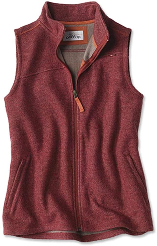 Orvis Hybrid Wool Fleece Vest
