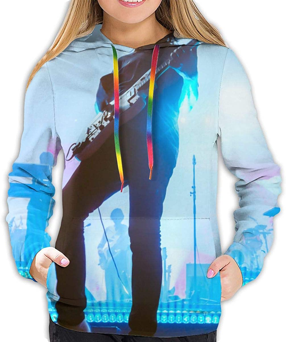 8rwwpJgr Tame Impala Woman Women Casual Hooded Pullover Hoodies 3D Printed Athletic Pullover Sweatshirt Quick Dry