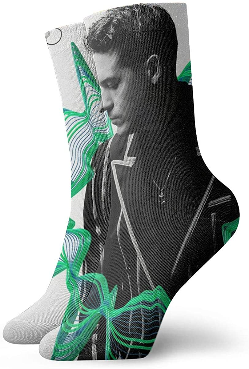 G-Eazy Personality Stylish Short Socks, Comfortable, Breathable, Light And Casual