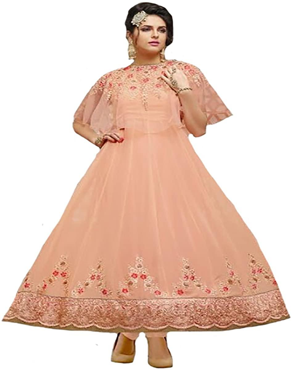 Bollywood Party wear Straight Salwar Kameez Suit Dupatta Ceremony Punjabi