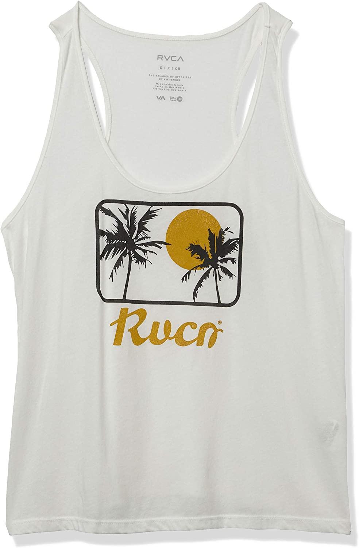 RVCA Women's Palm Ranch Tank