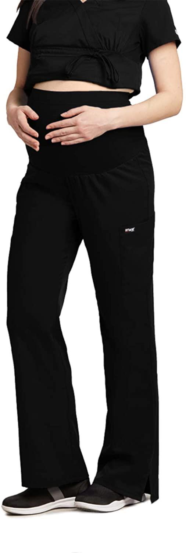 Grey's Anatomy 6202 Maternity Pant Black XL