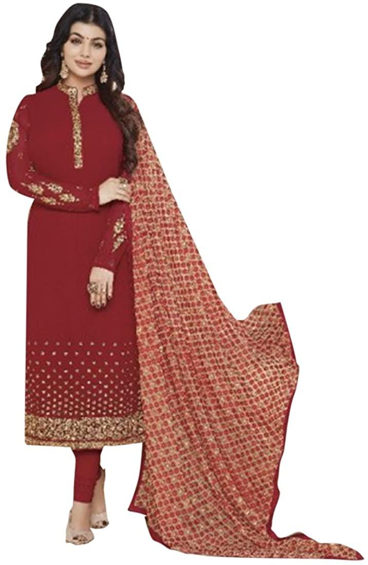 Bollywood Party Wear Pants Style Straight Punjabi Salwar Kameez Custom to Measure Indian Ethnic wear 2653