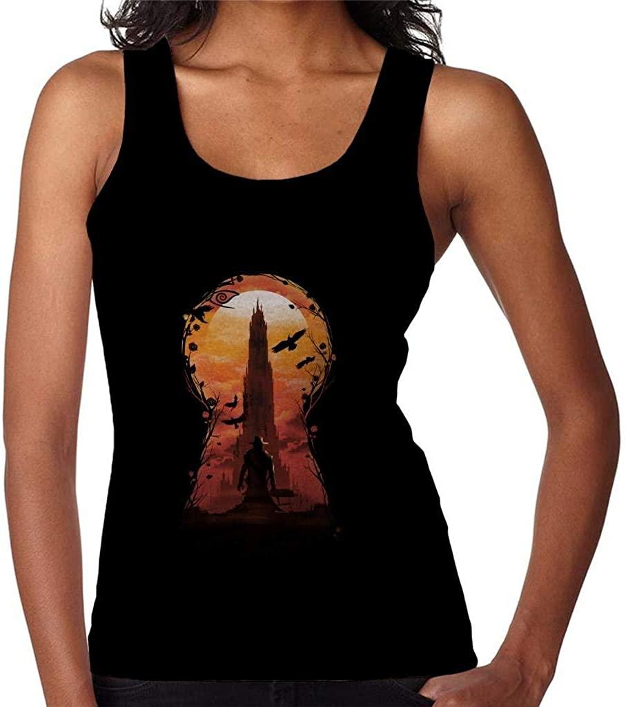 GOERTPO The Dark Tower Women's Vest