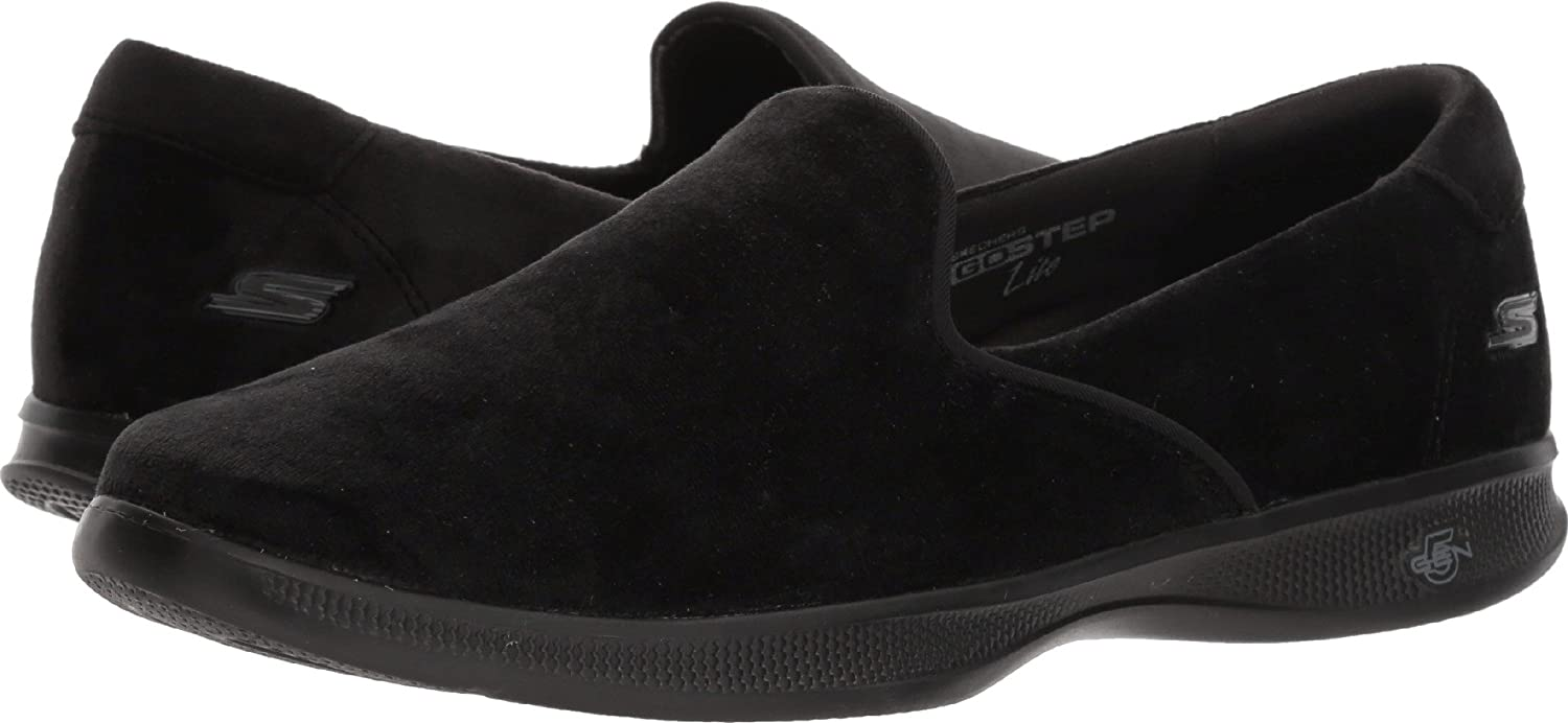 Skechers Gostep Lite Reign Womens Slip On Walking Skimmers