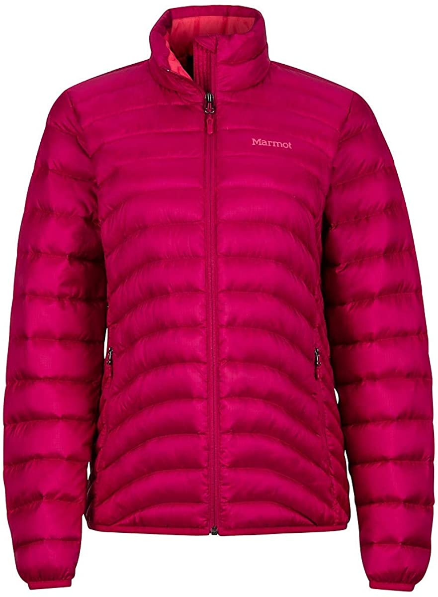 Marmot Womens Aruna 600 Fill Down Jacket - Sangria - XL