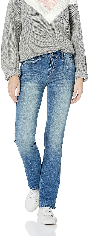 WallFlower Juniors Legendary Bootcut Jeans