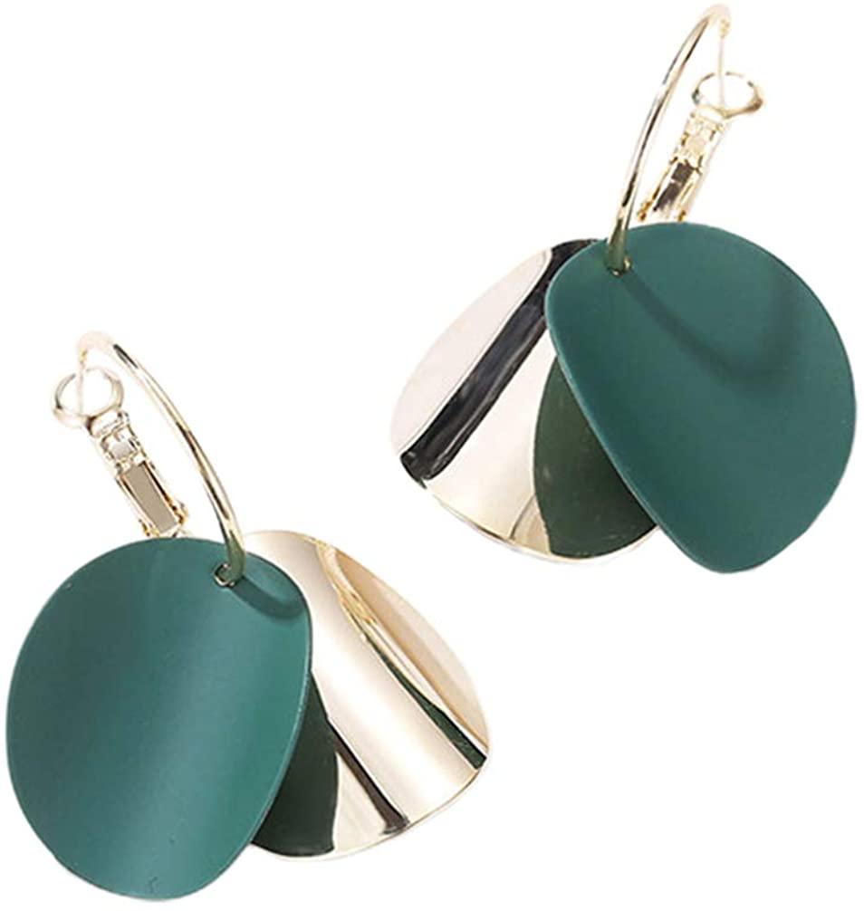Happyyami 1 Pair Of Fashion Earrings Ear Dangle Ear Decoration Girls Dangler Ear Jewelry Ear Drop For Girls Women Party