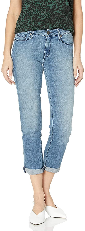 Parker Smith Women's Courtney Straight Leg Crop Jeans